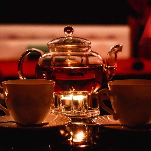 Чайные церемонии в салоне - фото
