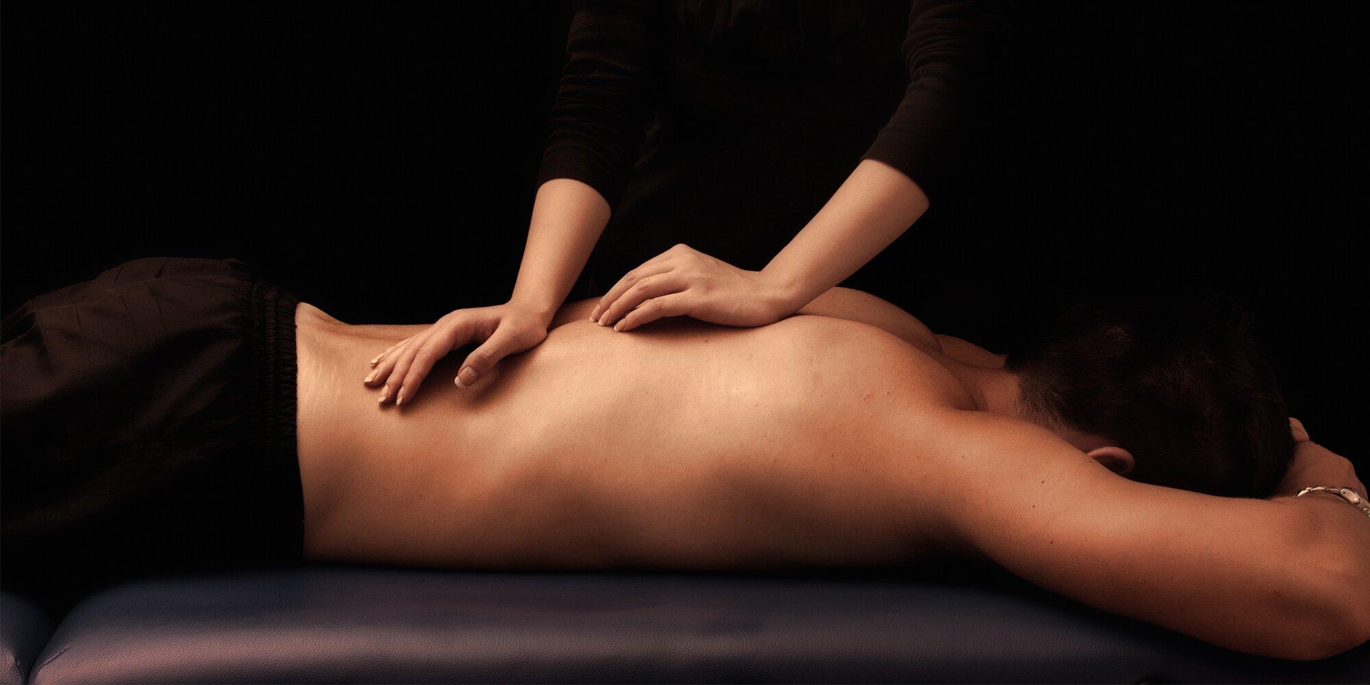 массаж для мужчин