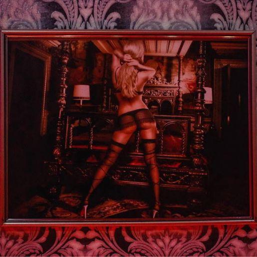 Эротический массаж - Рокси, фото